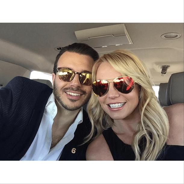 Бритни Спирс выходит замуж 2015