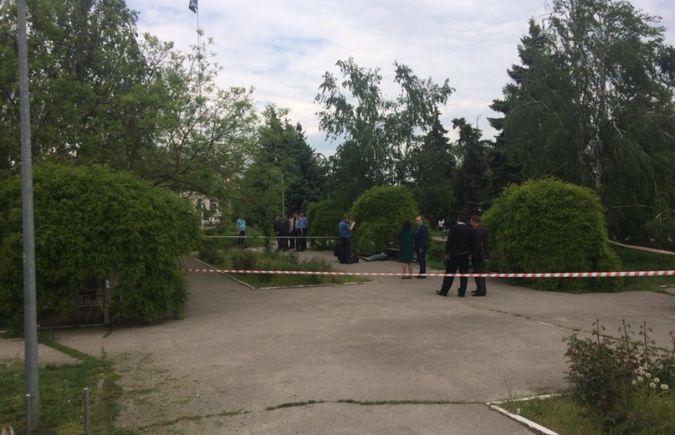 Найден труп в Херсоне