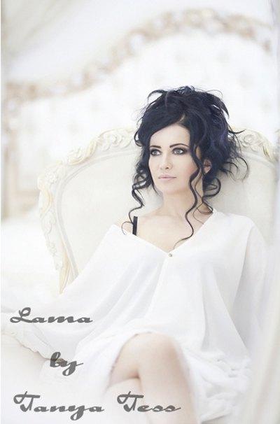 Певица Лама фотосессия