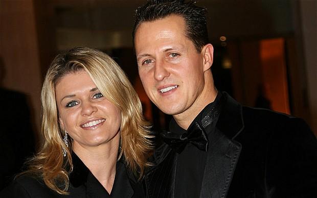 Шумахер и Жена
