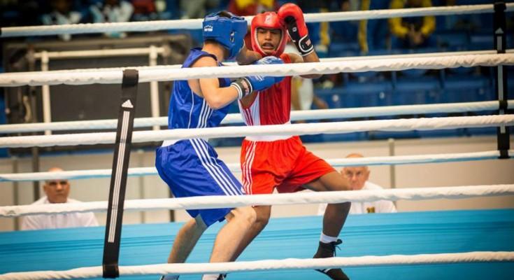 чемпионат по боксу среди юниоров