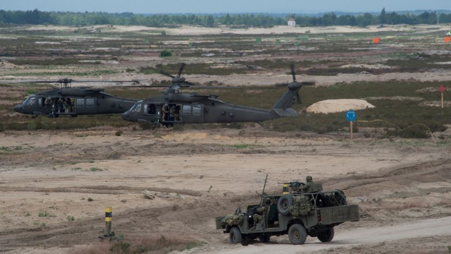 НАТО Войска