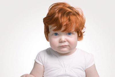 Люди с рыжими волосами
