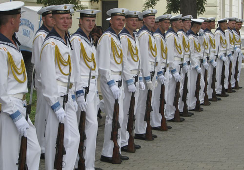 Моряки Украны