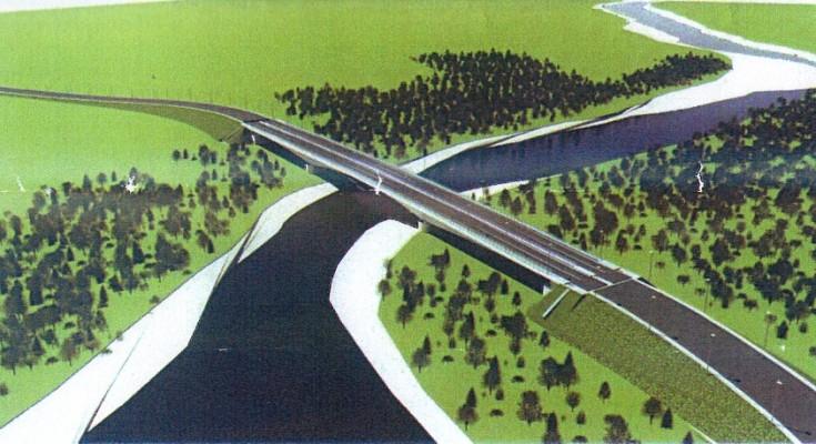 Мост Украина Румыния