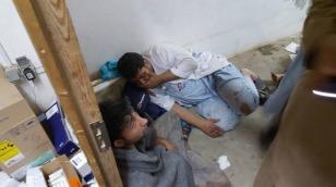 Афганистан больница