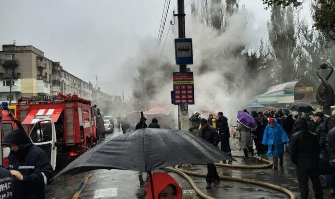 Пожар в Херсоне4