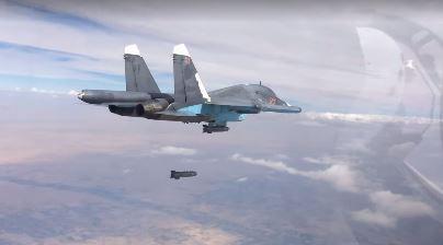 Россия в Сирии 1
