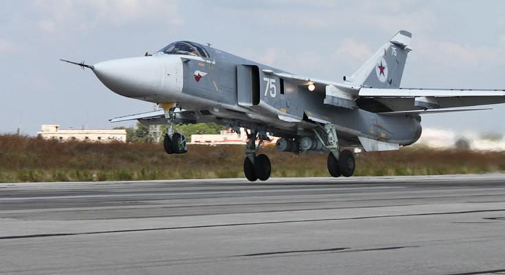 Россия в Сирии 2