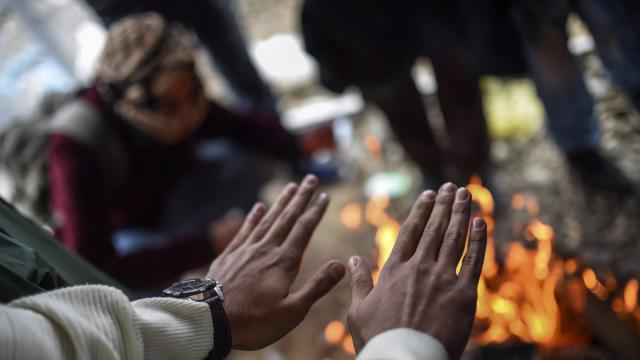Сирия беженцы