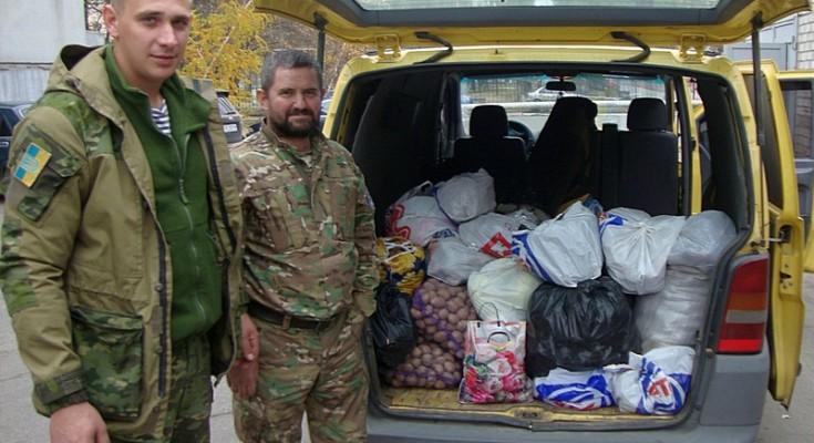 Днепропетровск волонтеры