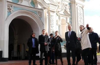 Европейски коммисар в Киеве