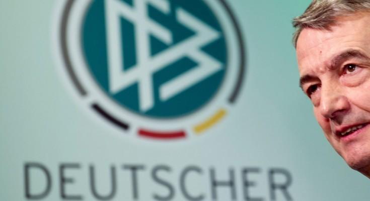 Глава Федерации футбола Германии