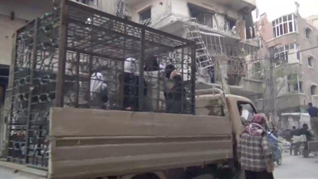 Сирия Клетки