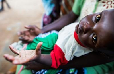 Судан дети