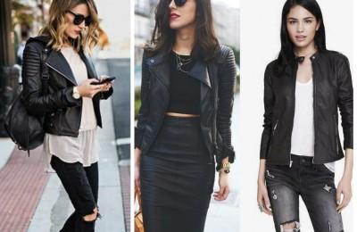 Кожаные-куртки-женские-2018-модные-модели-2